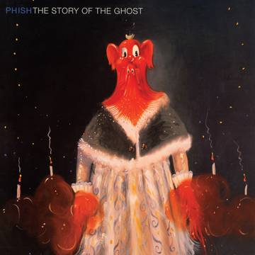 Phish The Story of the Ghost
