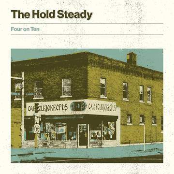The Hold Steady Four on Ten-10 Inch EP