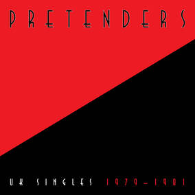 The Pretenders UK Singles 1979-1981- 7 Inch Box Set